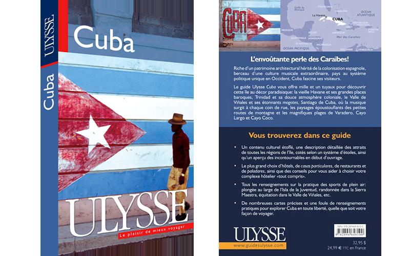 A gagner un guide voyage Ulysse Cuba