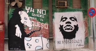 Street Art à Cuba