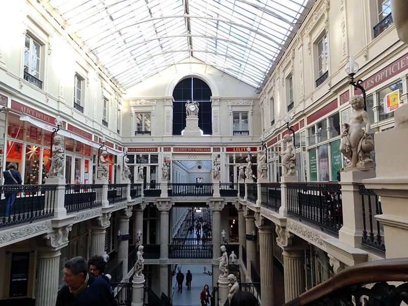 Galerie marchande Passage de Pommeray