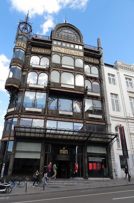 Bruxelles Art Nouveau MIM