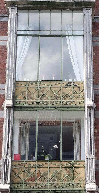 Détail Art Nouveau