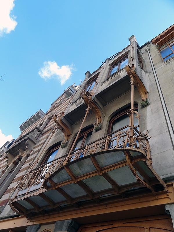 Victor Horta Art nouveau