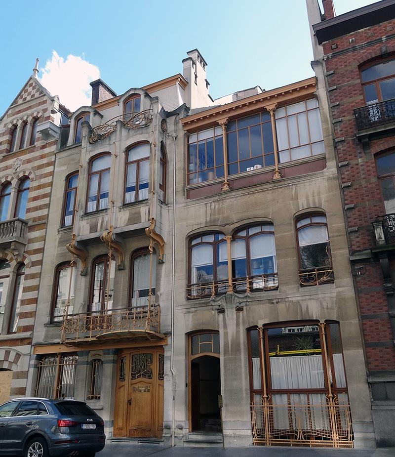 Victor Horta maison musée