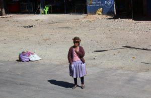 Bolivie femme