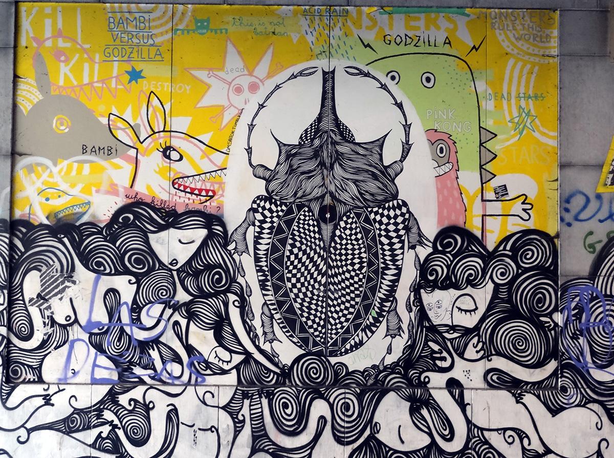Bruxelles street art