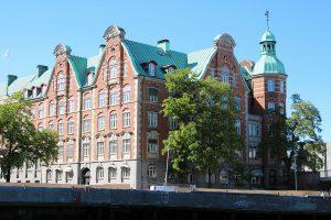 Copenhague bateau bus