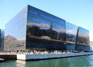 Copenhague bibliothèque royale