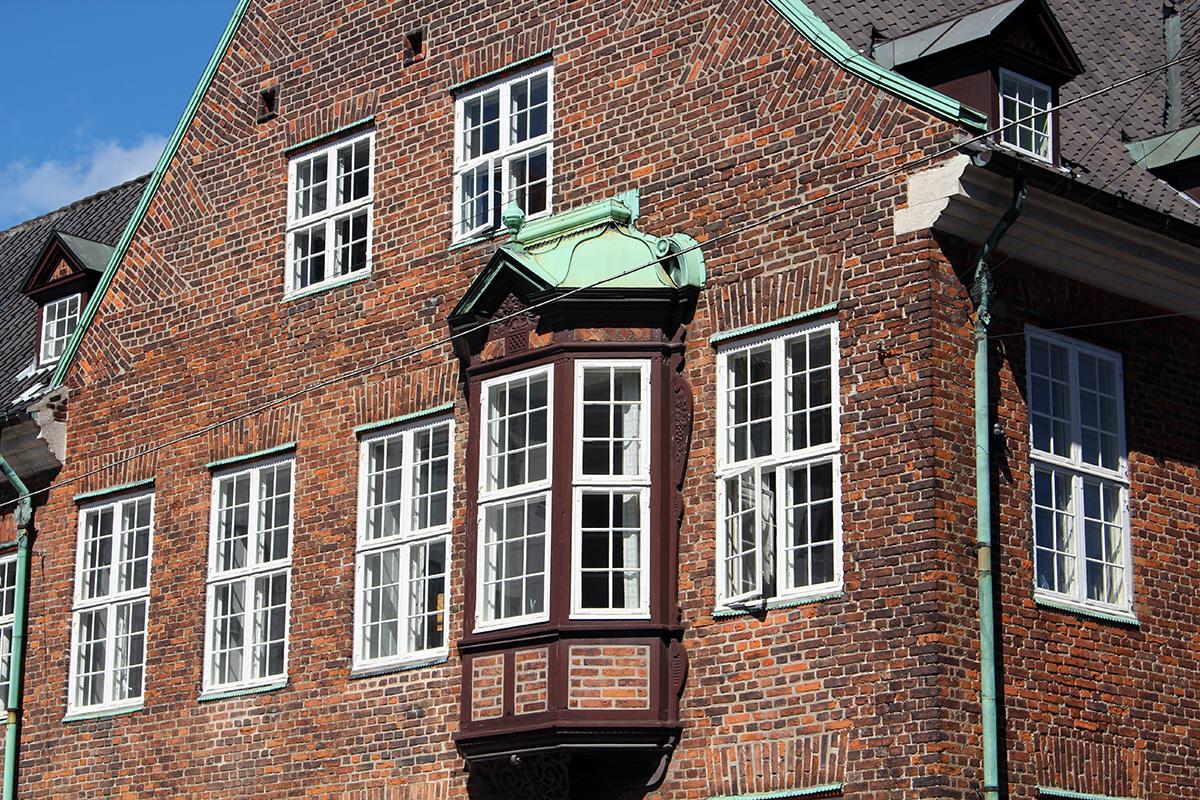 Copenhague façade