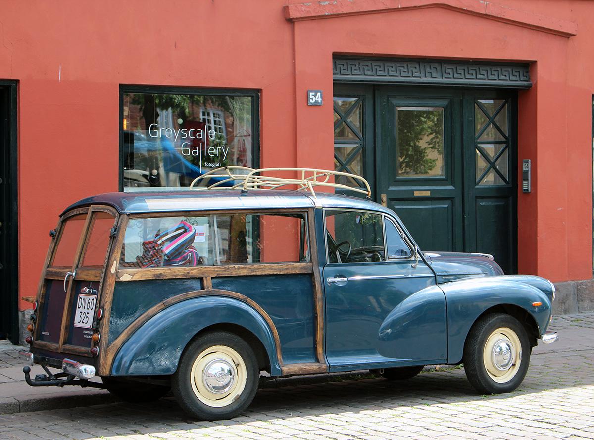 Copenhague voiture ancienne