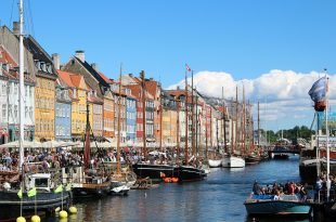 Port Nyhavn Copenhague