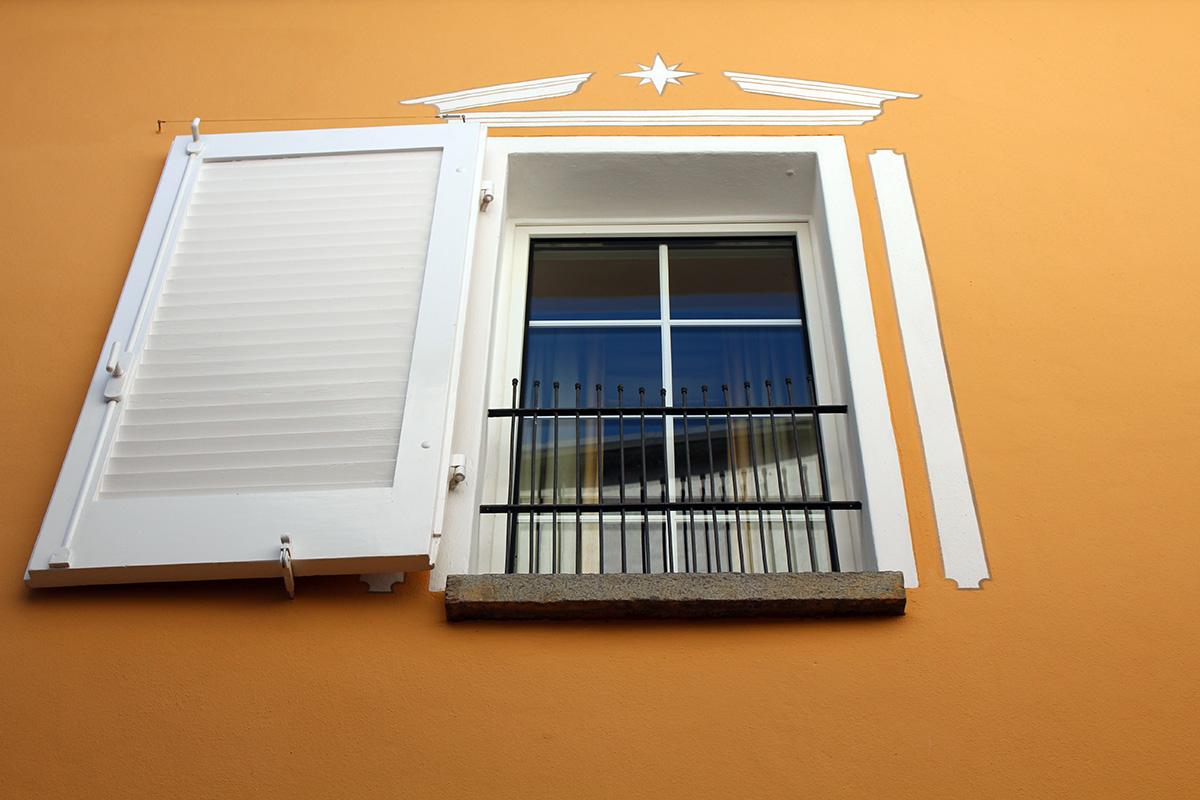Ascona une fenêtre