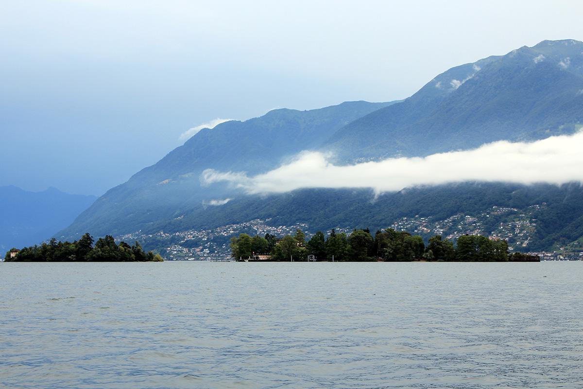 Ascona les iles Bressaglia