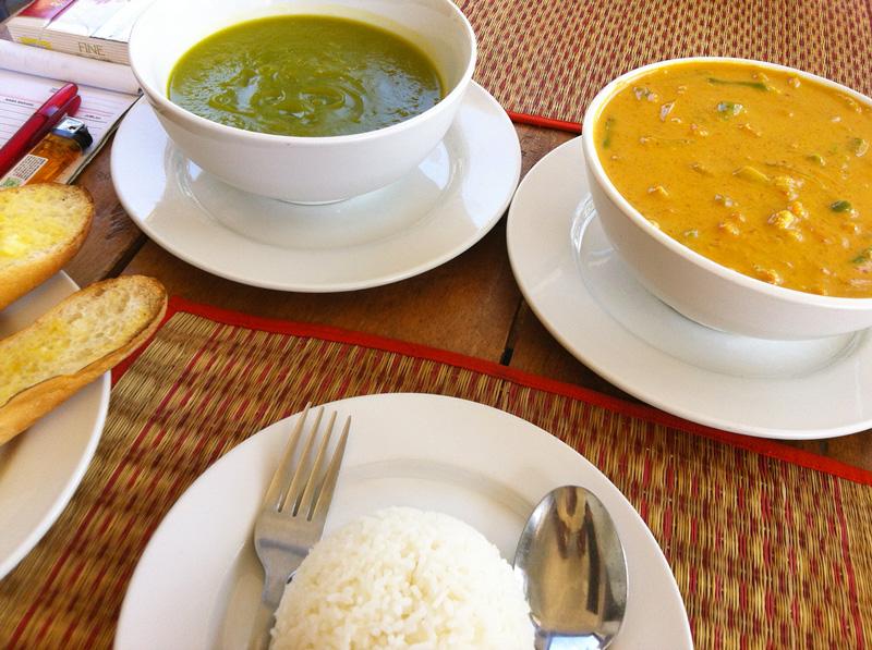Curry à la khmère