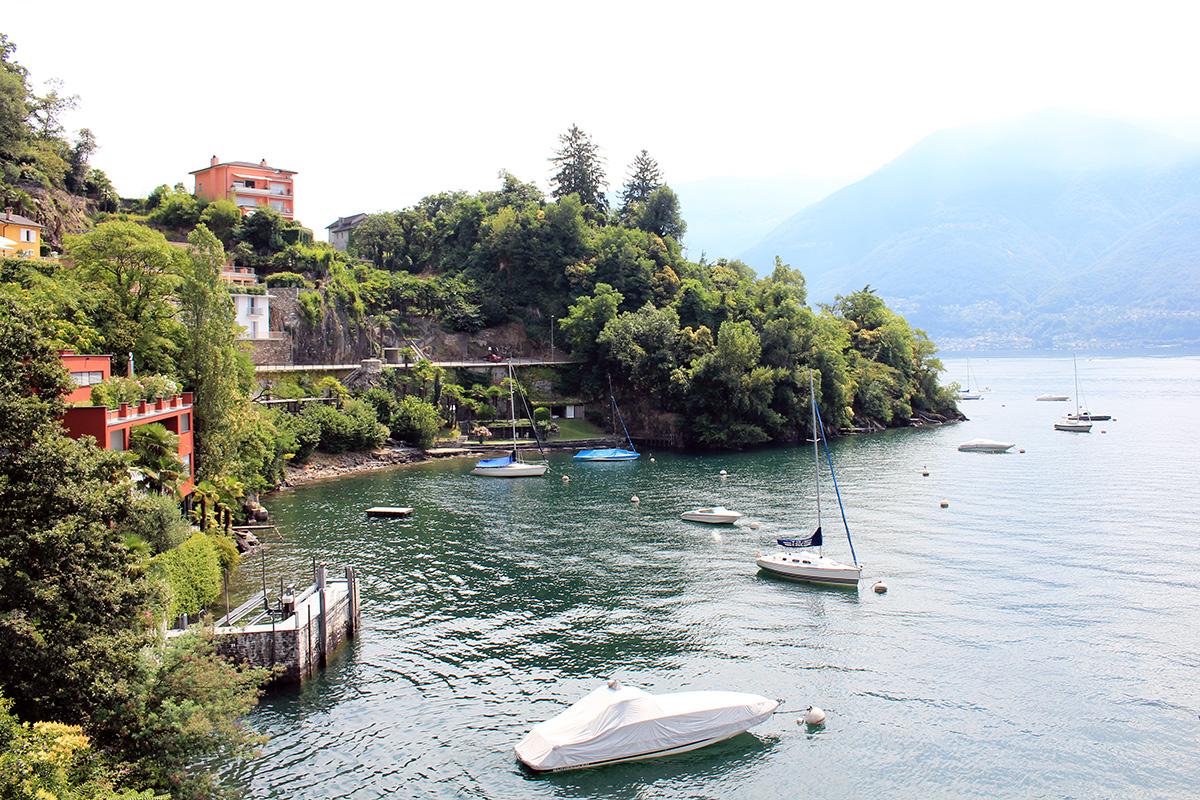 Tessin Locarno Ascona