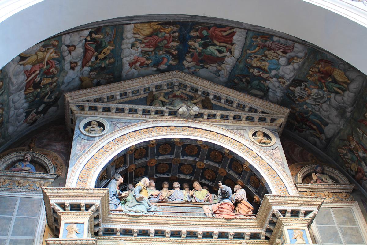 Aosta église Saint Laurent