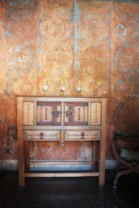 Château Issogne mobilier