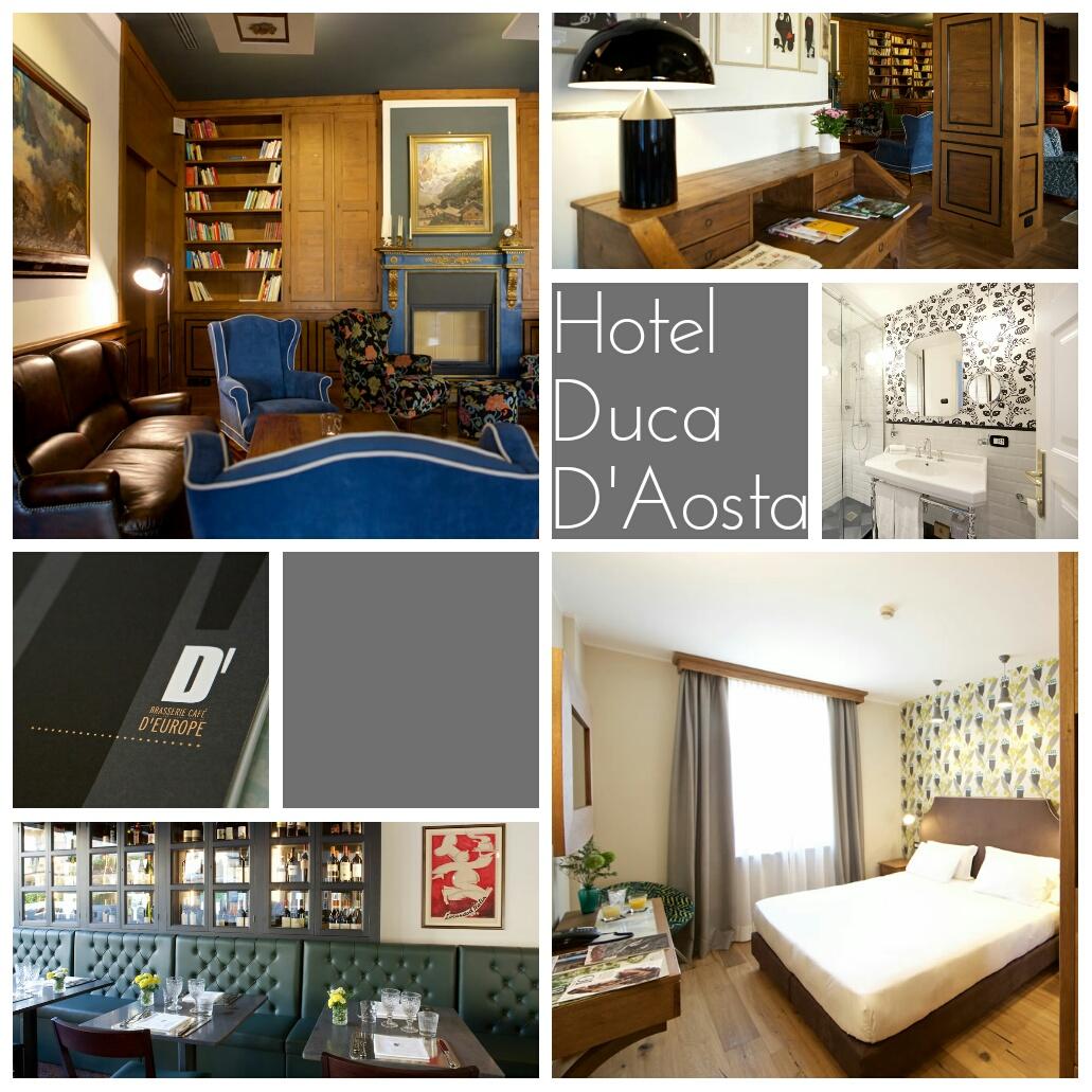 Hôtel Duca Aosta