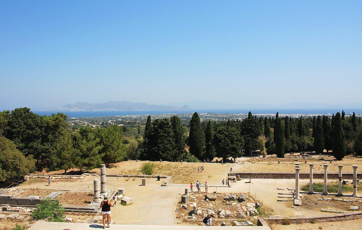 Kos Asclépeion Hypocrate