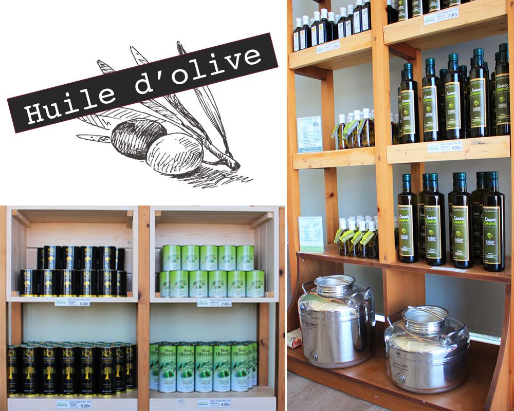 Kos huile olive
