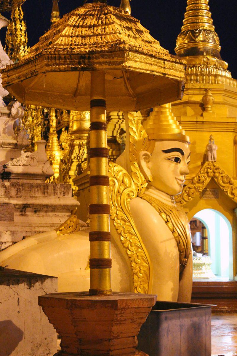 Birmanie pagode