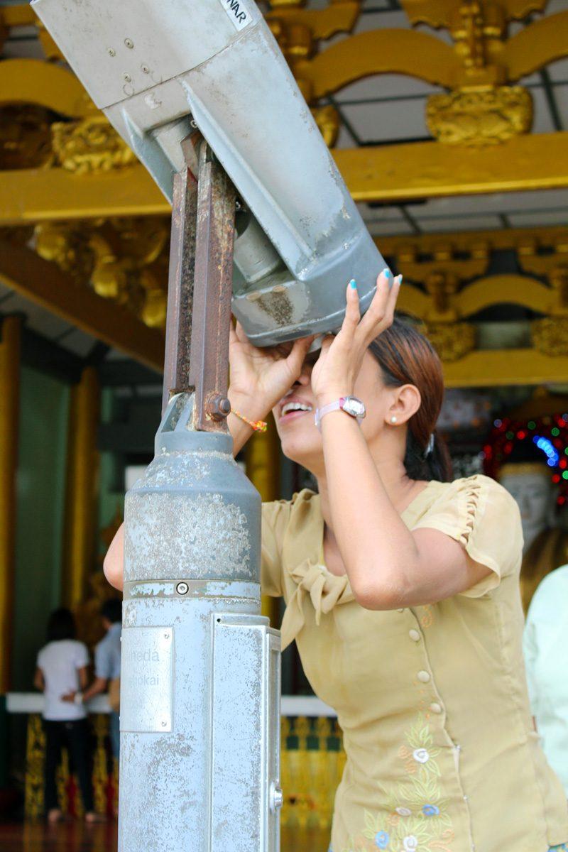 Birmanie Shwedagon
