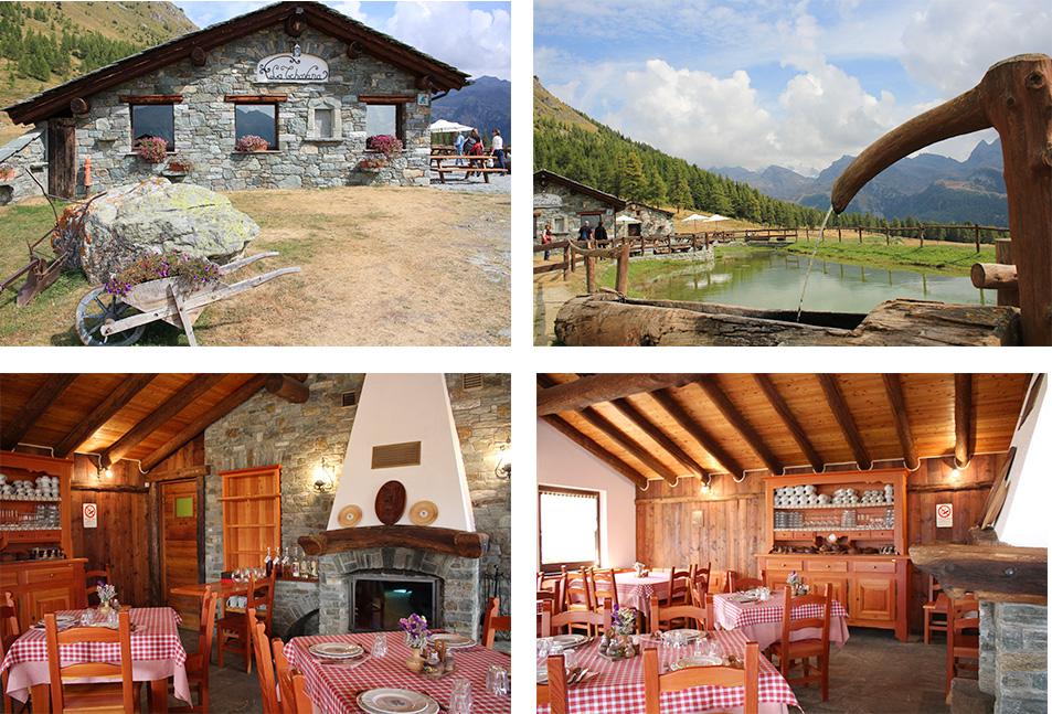 Aosta agriturismo