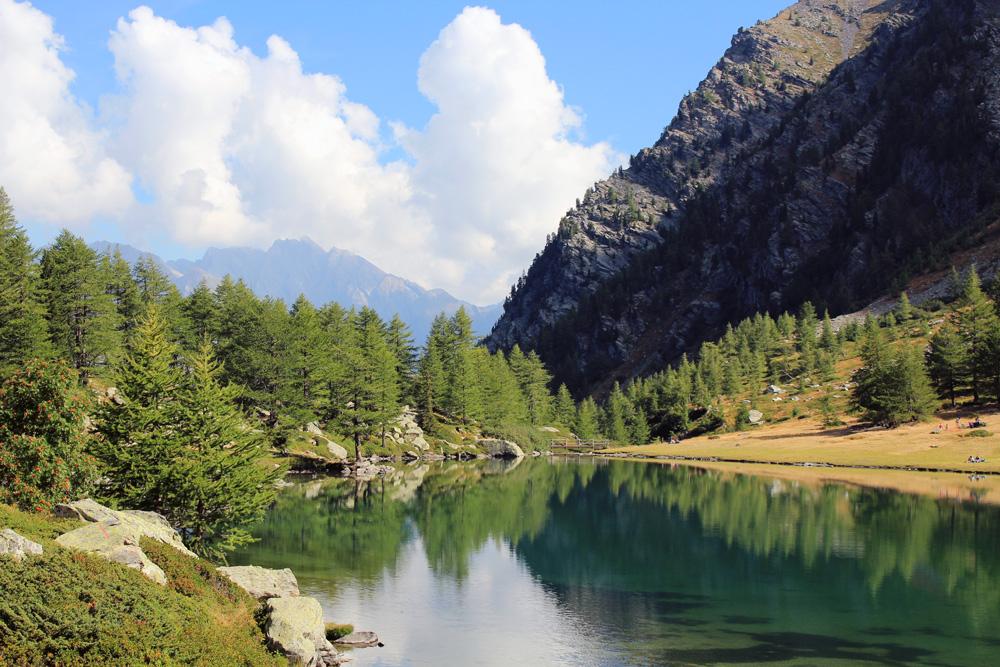 Lac d'Arpy Aosta