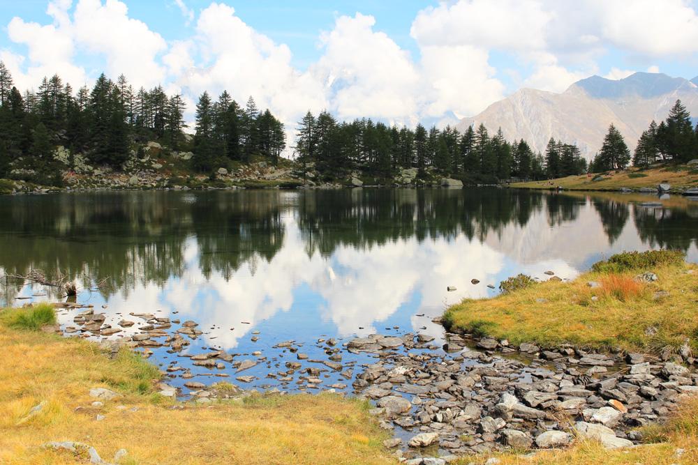 Lac Arpy Aosta