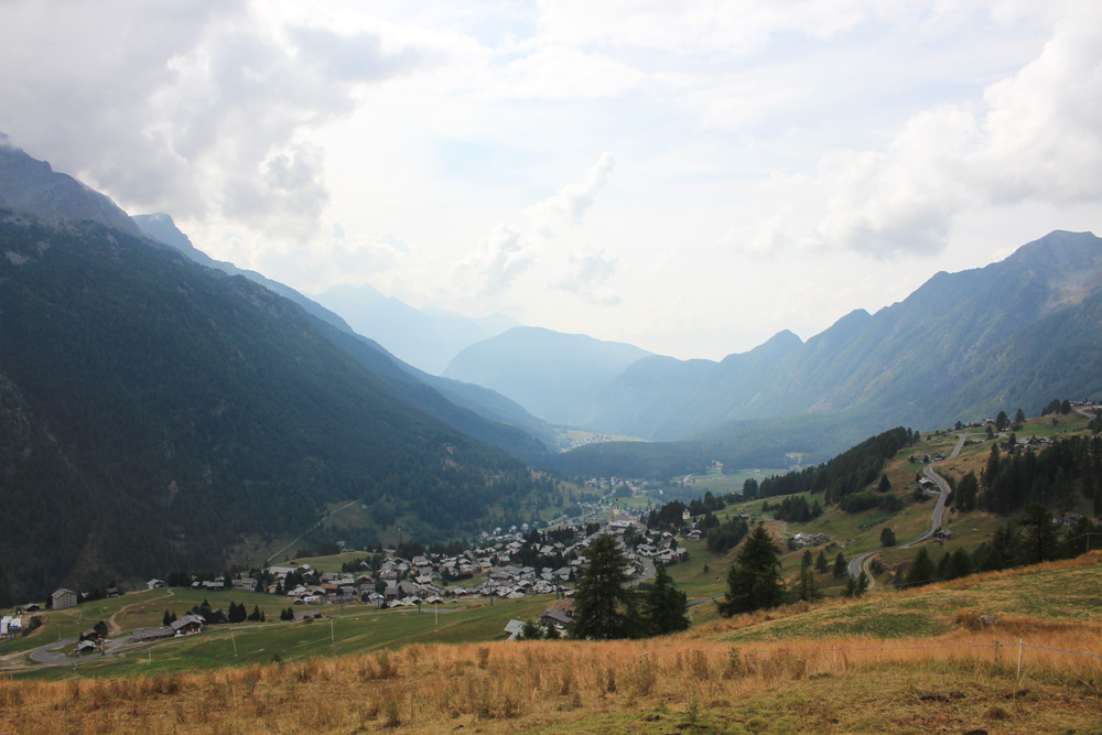 Vallée d'Aosta Ayas