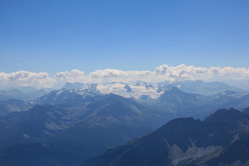 Aoste Mont Blanc