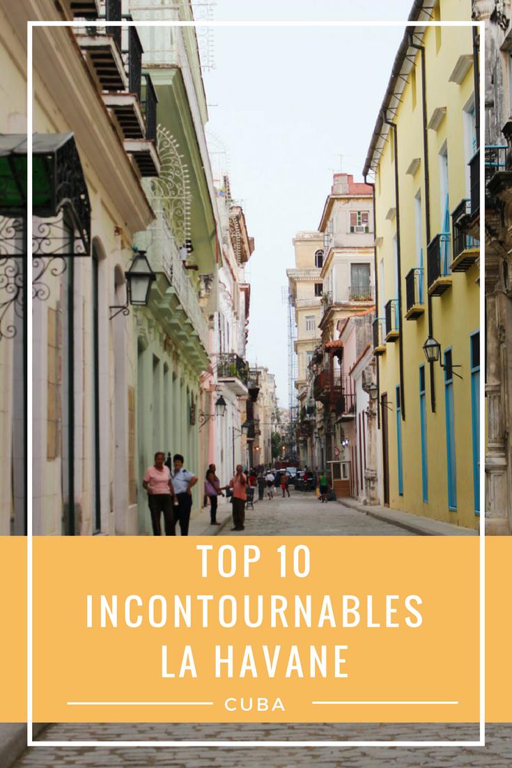 faire à La Havane