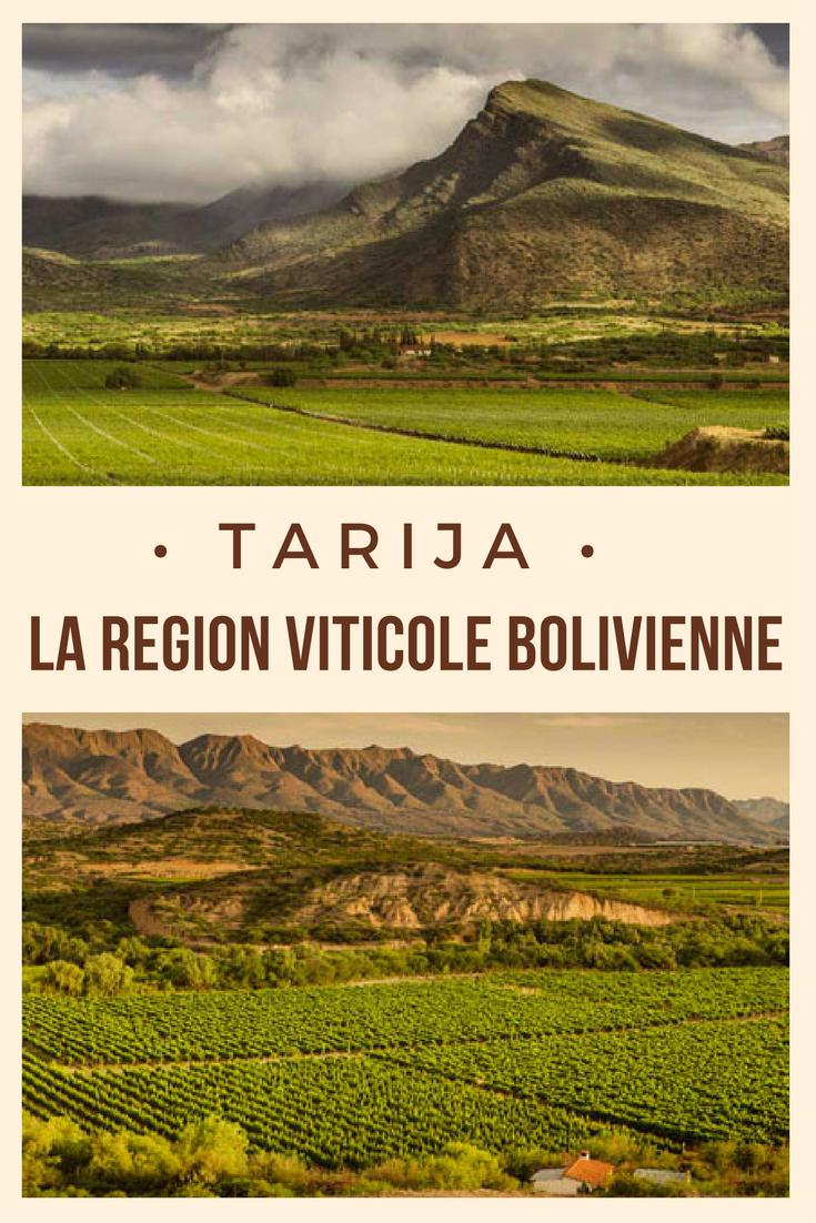 Tarija Bolivie