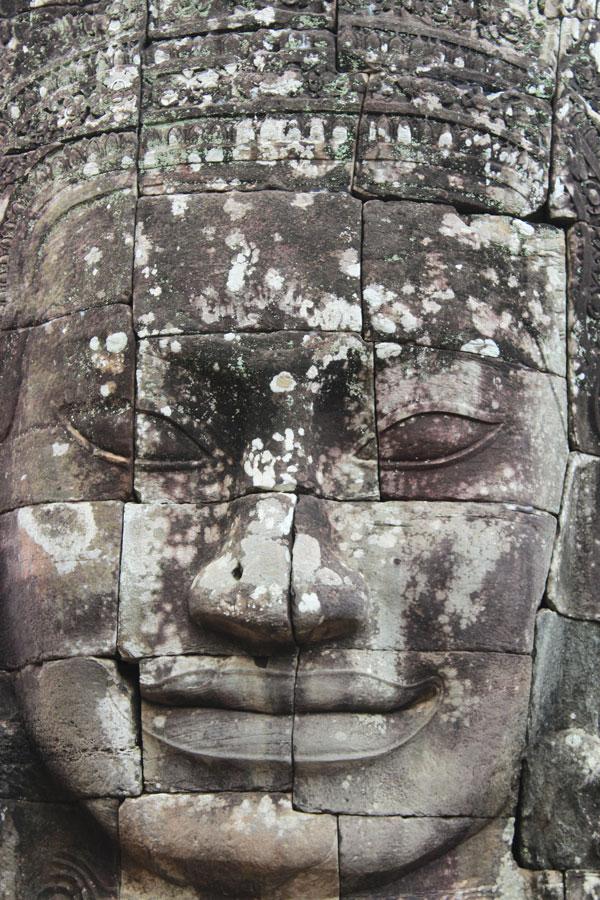 Bayon temple d'Angkor