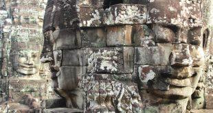 Temple d'Angkor Bayon