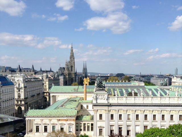 Unesco centre de Vienne