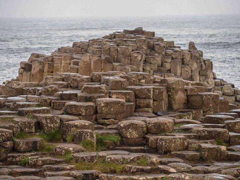 Unesco Chaussée des géants, Irlande du nord