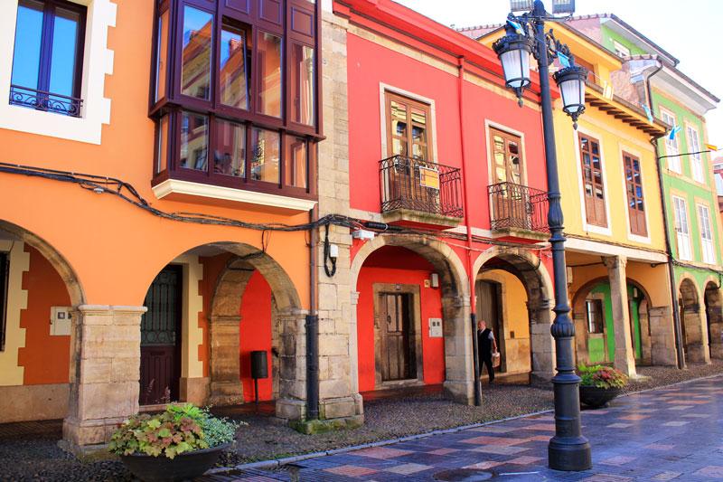 Visiter Asturies