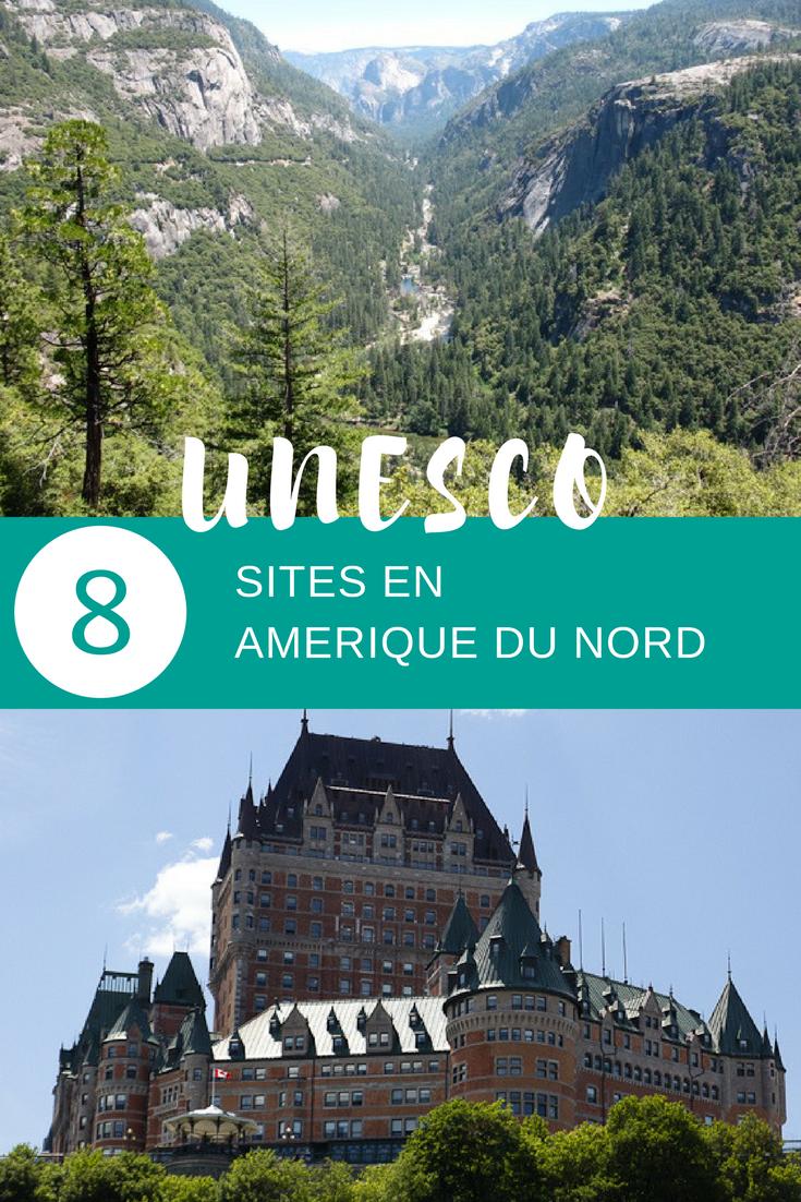 Unesco en Amérique du nord