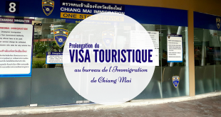 Bureau de l'Immigration de Chiang Mai