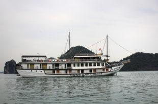 Visiter la Baie d'Halong