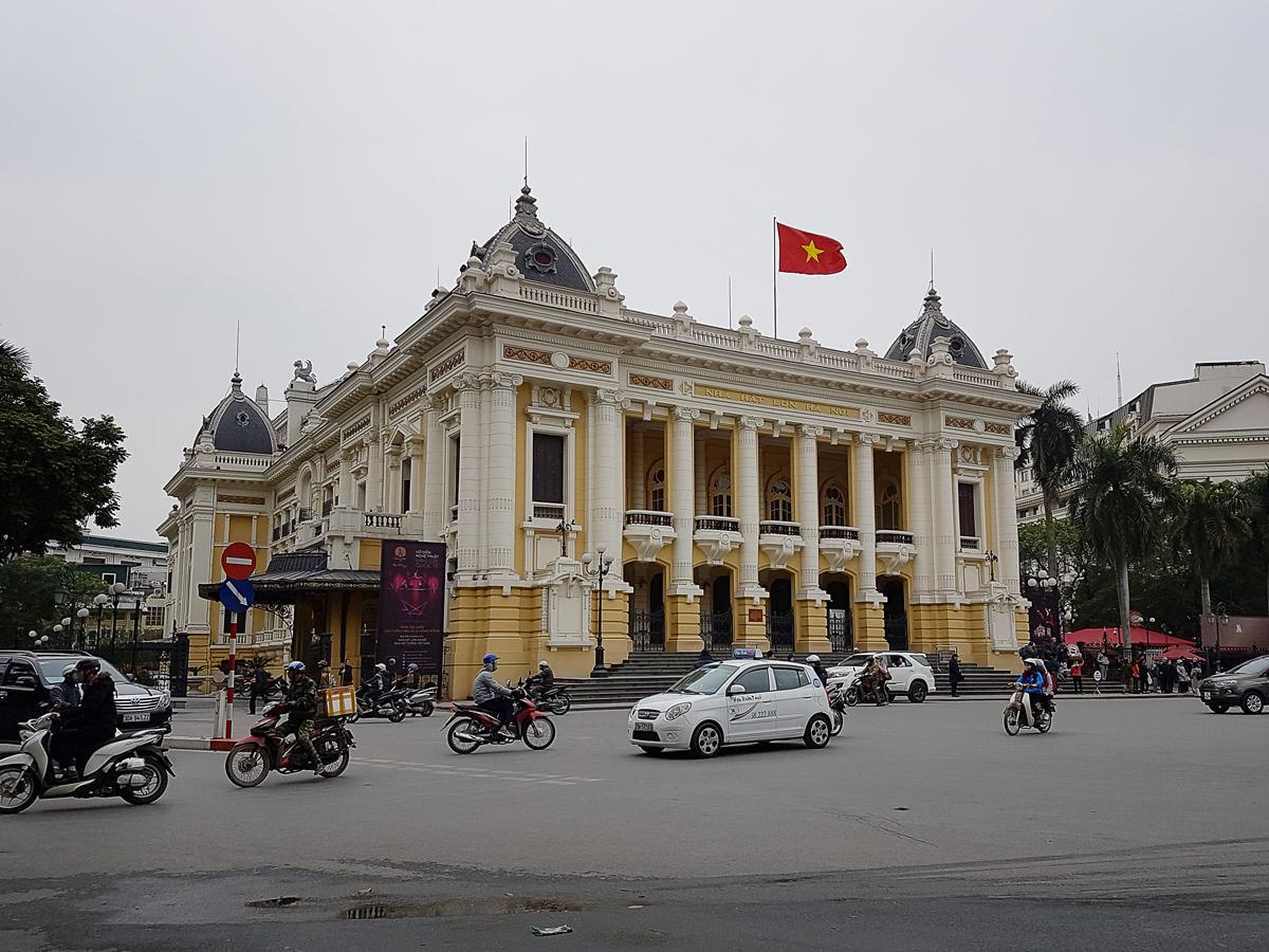 Guide voyage à Hanoi