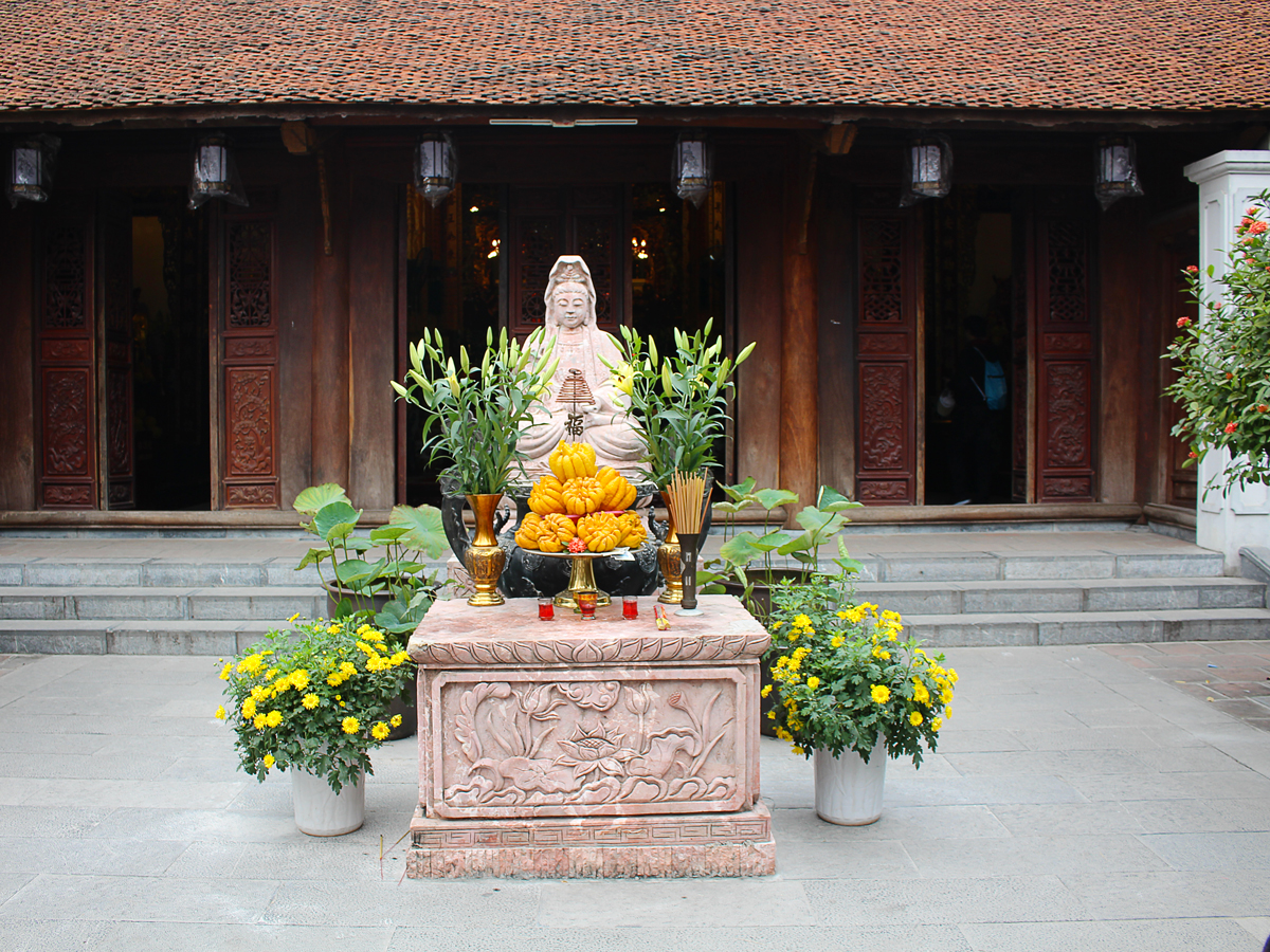 Visiter Hanoi