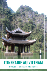 Itinéraire au Vietnam