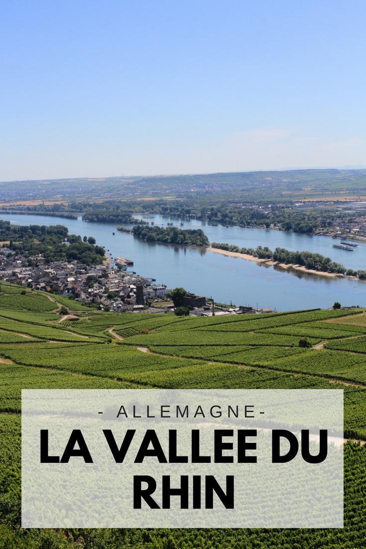 Vallée du Rhin