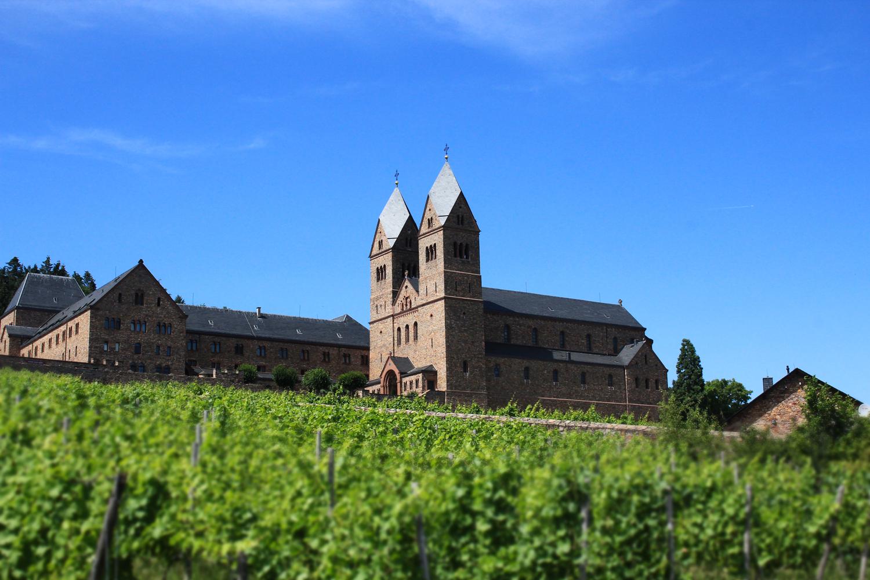 Abbaye Hildegrad