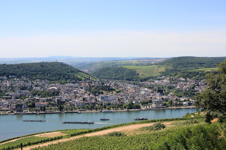 Vallée du Rhin en 2 jours