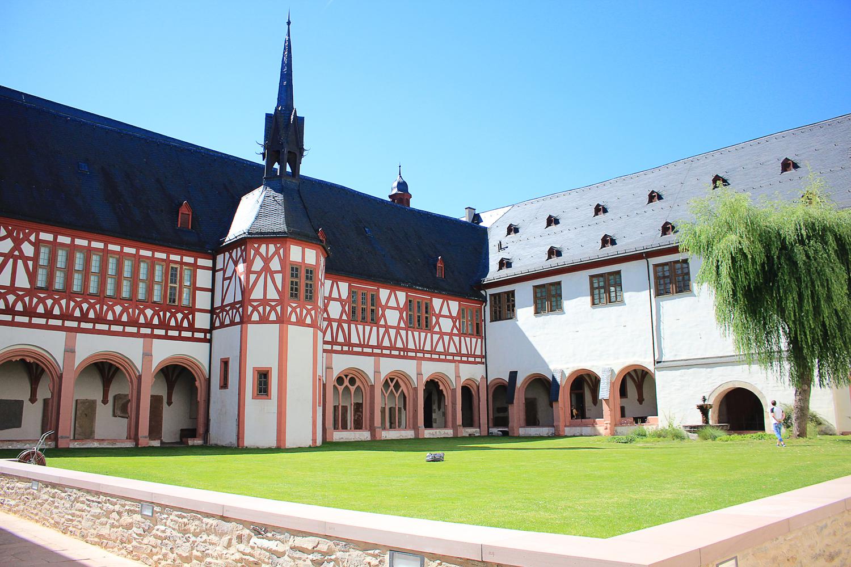 Visiter l'Abbaye de Eberbach