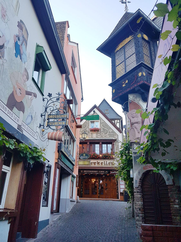 Visiter Rüdesheim am Rhein