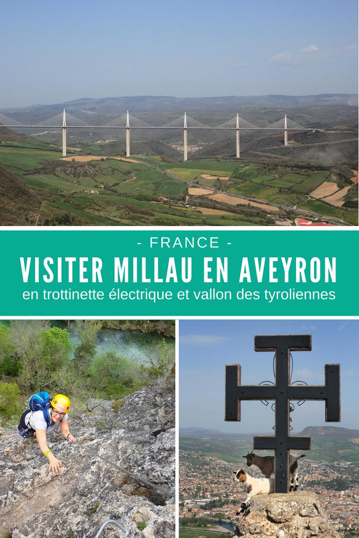 Visiter Millau