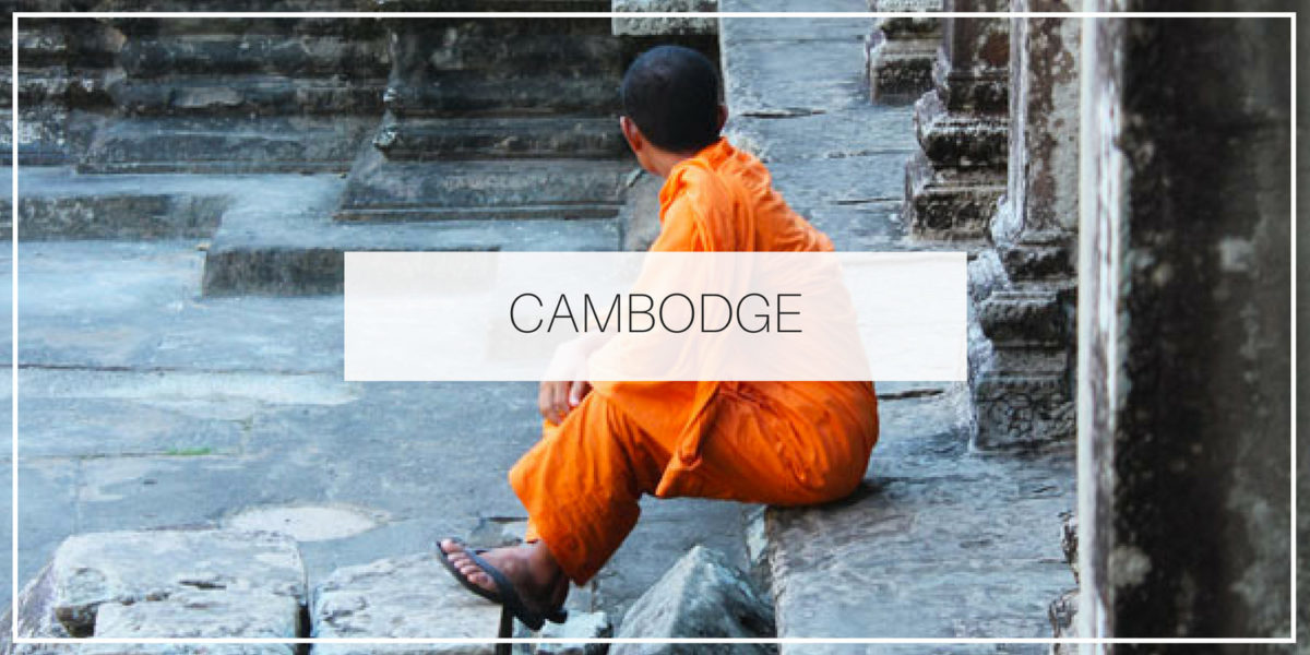 Blog voyage Cambodge